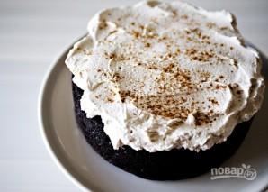 Торт с сыром маскарпоне - фото шаг 5