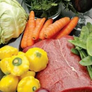 Мясо с овощами в итальянском стиле - фото шаг 1