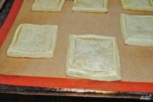 Слоеный пирог со спаржей - фото шаг 3