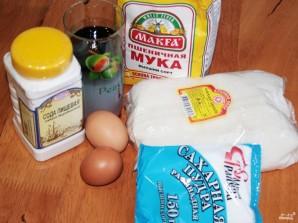 Коврижка: простой рецепт - фото шаг 1