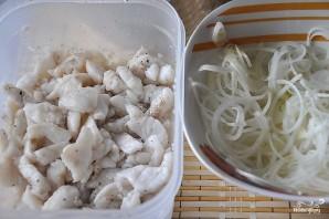 """Рыба """"Хе"""" по-корейски - фото шаг 3"""