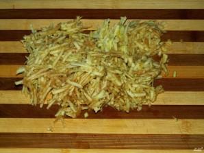Диетические оладьи из тыквы - фото шаг 3