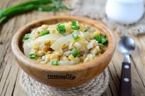 Наваристый суп из смеси бобовх и круп - фото шаг 6