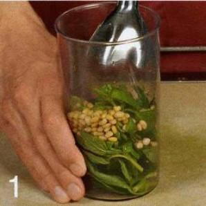 Салат из помидоров с песто - фото шаг 1