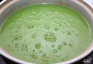 Суп из зеленого гороха - фото шаг 5