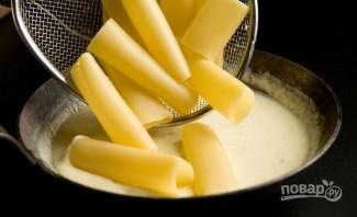 Сливочно-сырная паста - фото шаг 4