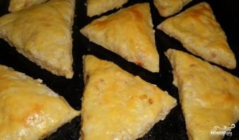 Картофельные треугольники - фото шаг 5