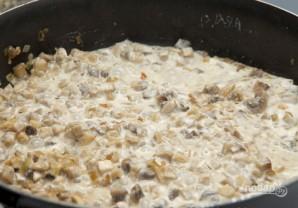 Салат с грибами - фото шаг 5