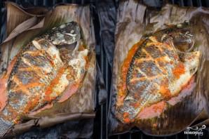 Рыба по-индонезийски  - фото шаг 5