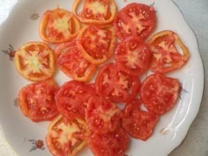 Карпаччо из помидоров - фото шаг 4