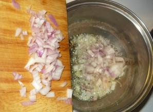 Фаршированные ракушки под сливочным соусом - фото шаг 5