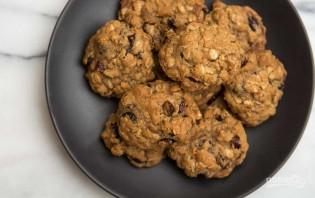 Овсяные печенья - фото шаг 4