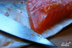 Рыбная запеканка с картофелем - фото шаг 5