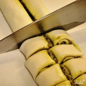 Печенье слоеное - фото шаг 6