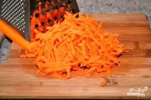 Картофельная запеканка с мясными шариками - фото шаг 3