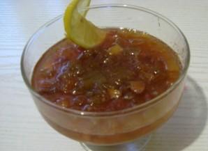 Варенье из ревеня с лимоном - фото шаг 6