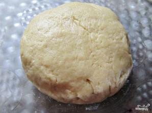 Творожный пирог с абрикосами - фото шаг 1