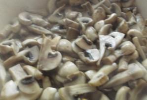Суп из кабачков с грибами   - фото шаг 3