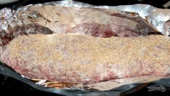 Мясные рулеты закусочные - фото шаг 3