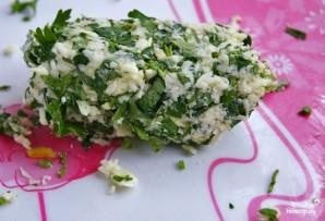 Багет с сыром и чесноком - фото шаг 5