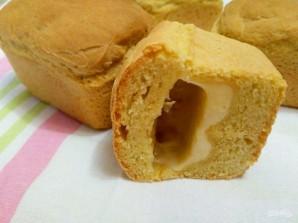 Кукурузный мини-хлеб с моцареллой - фото шаг 11