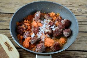 Лазанья-суп (необычно, вкусно и просто!) - фото шаг 4