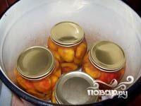 Компот из персиков - фото шаг 5