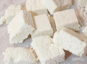 "Сыр ""Панир"" из 2-х ингредиентов - фото шаг 4"