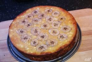 Творожно-банановый пирог - фото шаг 7