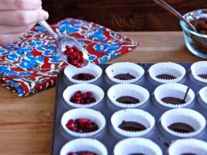 Конфеты из тёмного шоколада - фото шаг 3