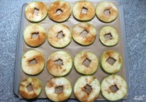 Яблочные чипсы - фото шаг 2