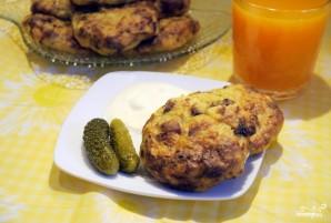 Картофельники из пюре - фото шаг 4