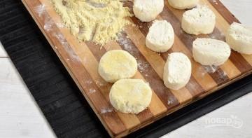 Лучший рецепт сырников - фото шаг 4