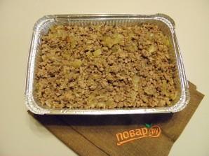 Картофельная запеканка с фаршем - фото шаг 4