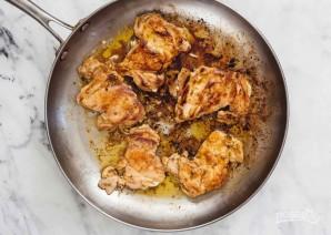 Куриное мясо в апельсиновом маринаде - фото шаг 7