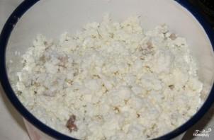 Салат с копченой скумбрией - фото шаг 2