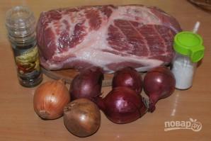 Лучшие шашлыки из свинины - фото шаг 1