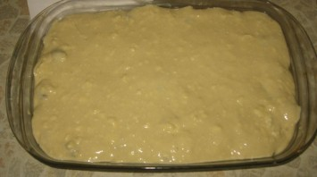 Пирог с фаршем на кефире - фото шаг 7