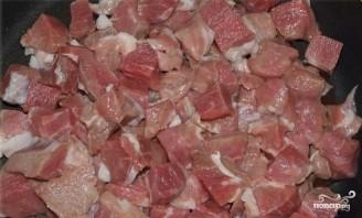 Мясо в горшочке со свининой - фото шаг 1