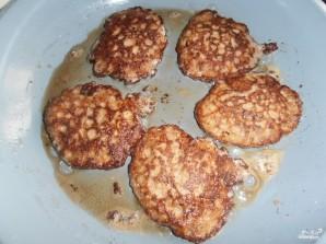 Печеночные котлеты из куриной печени - фото шаг 7