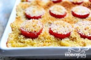 Паста с помидорами, сыром и панировочными сухарями - фото шаг 7