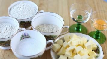 Тарт с инжиром и крем-брюле - фото шаг 1