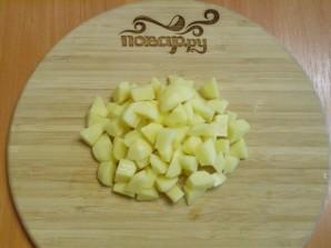 Суп из кукурузной крупы - фото шаг 5