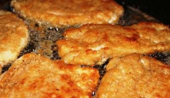 Шницель из куриной грудки - фото шаг 5