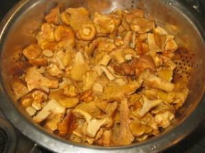 Картошка со свежими грибами жареная - фото шаг 2
