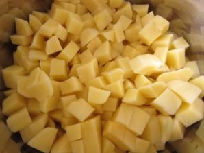 Картофель со свининой - фото шаг 2