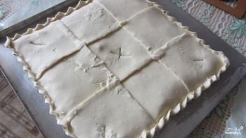 Слоеный пирог со шпинатом - фото шаг 6
