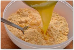 Вишневый чизкейк без выпечки - фото шаг 2