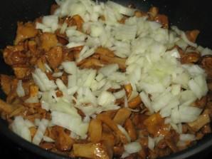 Картошка со свежими грибами жареная - фото шаг 5