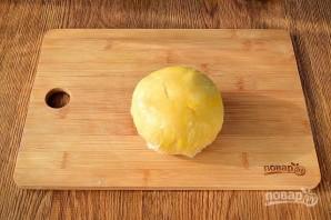 Яблочный пирог-чизкейк - фото шаг 2